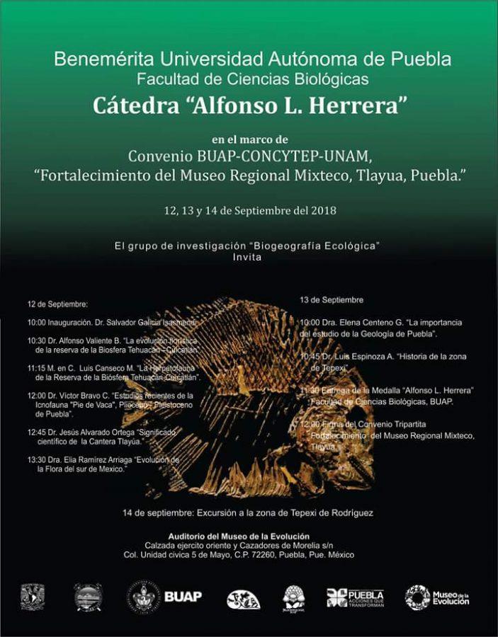 BUAP-CONCYTEP-UNAM firman convenio en beneficio del Museo Tlayua