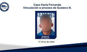 ASESINO DE LA ESTUDIANTE KARLA FERNANDA AUN GUARDABA LA CREDENCIAL DE LA VICTIMA