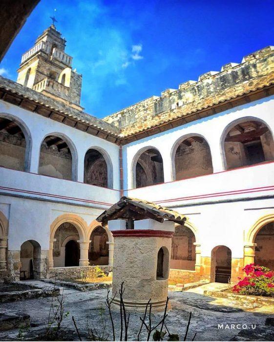 Ex Convento Franciscano de Huatlatlauca